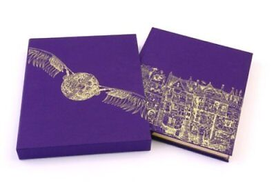 Harry Potter and the Philosopher's Stone Deluxe Illustrated Sli... 9781408871874
