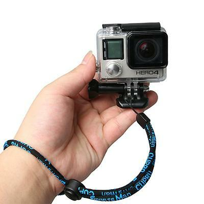 Handy Nylon Adjustable Wrist Strap Hand Lanyard Rope for GoPro Hero 5/4/3+/2 BY