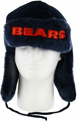 Chicago Bears Team Trapper Winter Hat