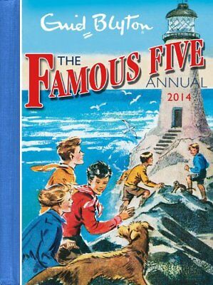 Famous Five Annual 2014 (Annuals 2014) By Enid Blyton