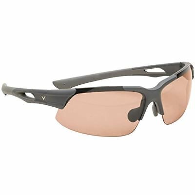 Callaway 2018 Peregrine Mirrored Polarized Full Protection Golf Sunglasses