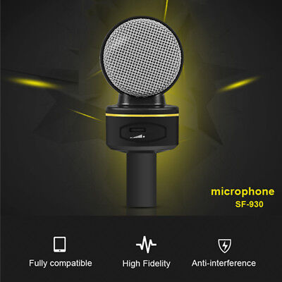 Singing Gaming Chatting Studio Condenser Recording Microphone With Stand WB1