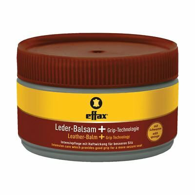 Effax Leather Balm and Grip Technology - For Leather Products - BN