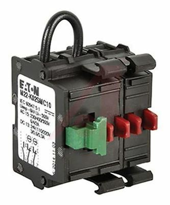 Eaton M22 Contact Block 2NC+NO Screw terminal