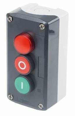 Schneider Electric Harmony XALD NC, NO Enclosed Push Button, IP66, IP67 64mm Dar