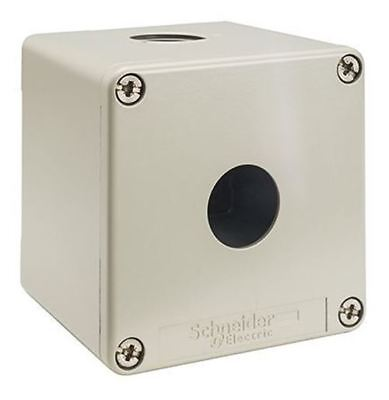 Schneider Electric Harmony XAP Push Button Enclosure, IP65 77mm 80mm +70°C -25Â