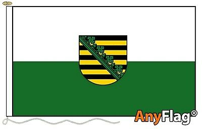 Saxony Custom Made To Order Various Flag Sizes