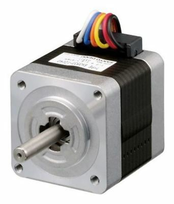 Sanyo Denki Unipolar Single Shaft Stepper Motor 1.8°, 0.12Nm, 24 V dc, 1.2 A, 6
