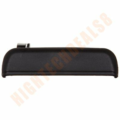 For 95-99 Tercel 96-98 Paseo Door Handle 1Pc Rear Right Side Exterior Black