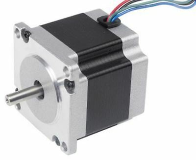 RS Pro Hybrid, Permanent Magnet Stepper Motor 1.8°, 1.0Nm, 2.3 V, 2.8 A, 4 Wire