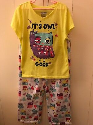3T new NWT JOE BOXER girls Polyester 2-pc l//s Pink Pajama Set sz 2T