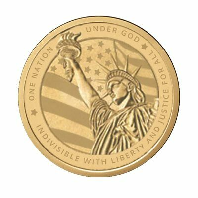 Donald Trump Presidential Commemorative Coin