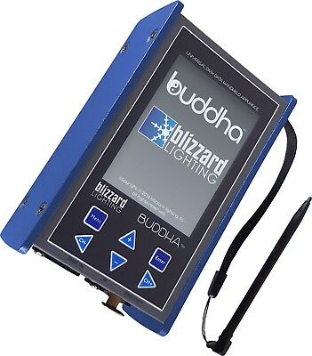 Blizzard Lighting Buddha / DMX measurement & cable testing tool
