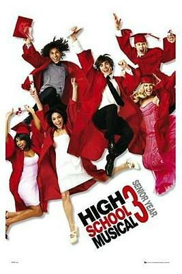 High School Musical 3 : One Sheet - Maxi Poster 61cm x 91.5cm (new & sealed)