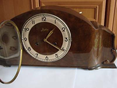 Junghans Mantel Clock 1920, With PENDULUM
