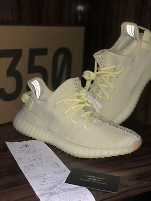 810b3b907d5ee ADIDAS YEEZY BOOST 350 V2 Butter UK 8.5 Bnib Dswt Brand New In Box ...