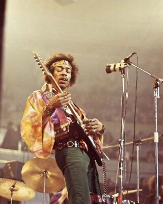 M4821 One of the most influential electric guitarists Jimi Hendrix photo