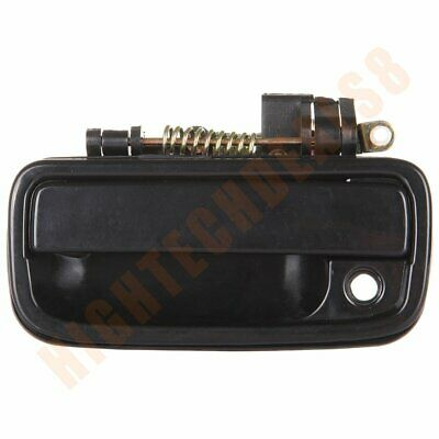 For 95-04 Toyota Tacoma Door Handle Front Left Driver Side Exterior Outer Black