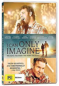 New I Can Only Imagine DVD Region 0 All Regions with Free Shipping