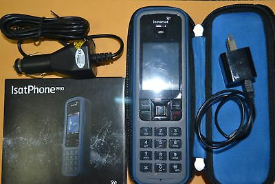 INMARSAT ISAT PHONE PRO with Cables & Accessories