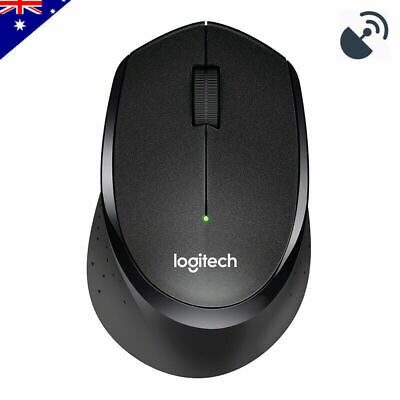 Logitech M280 Wireless Mouse 2.4G 10m Comfy For PC Laptop Mac Linux