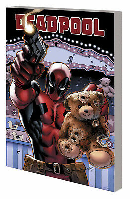 Deadpool By Daniel Way:The Complete Collection Volume 1***NEW***FREE P&P***