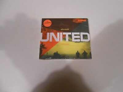 Hillsong United-Aftermath-Deluxe Edition Cd-New/Sealed-Australia-2011