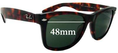 cc2556dd74dc SFx Replacement Sunglass Lenses fits Ray Ban - Outsiders Large Wayfarer  RB2113 -