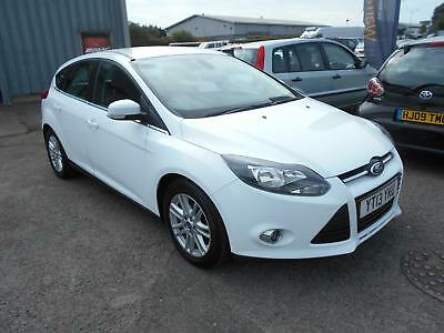Ford Focus 1.6TDCi ( 115ps ) 2013MY Titanium