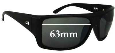 bd4c459aff3e3 SFX REPLACEMENT SUNGLASS Lenses fits Otis Blunt - 63mm Wide -  27.54 ...
