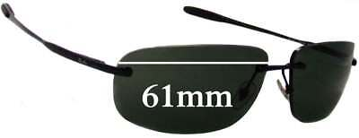 SFx Replacement Sunglass Lenses fits Ray Ban RB3391 - 61mm Wide