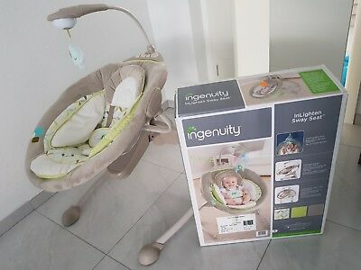 Ingenuity - Babywippe, Brighton Sway Seat