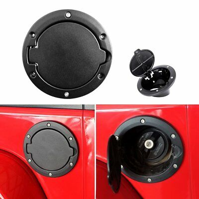 Fuel Filler Door Cover Gas Tank Cap Cover For Jeep Wrangler Unlimited Accessorie