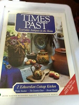 TIMES PAST:EVERYDAY ANTIQUES IN THE HOME, Cavendish, English