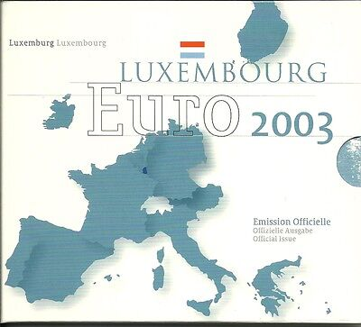 Luxemburg Kms 2003
