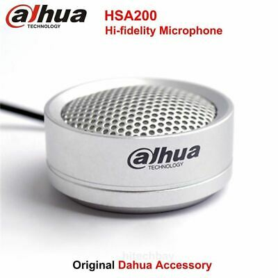 Dahua DH-HSA200 Microphone Hifidelity Pickup Audio Input/Output Security Camera