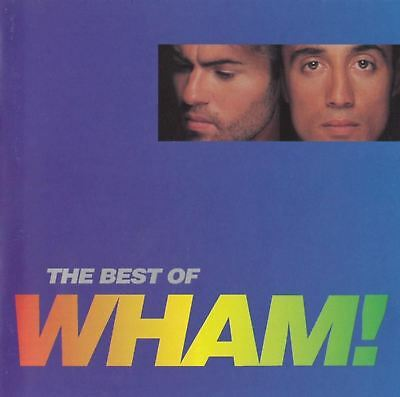 WHAM the best of wham (if you were there) (greatest hits) (CD compilation, 1997)