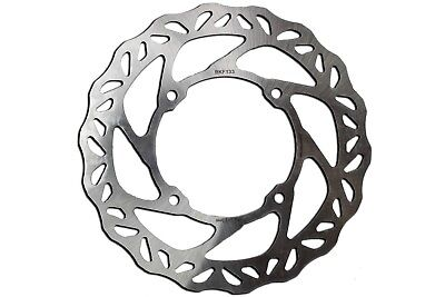 Armstrong Mx Front Solid Wavy Brake Disc To Fit Kawasaki 250Mm