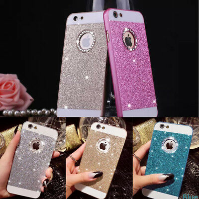 Luxury Crystal Back Cover Case For iPhone 5/5s/6/6S/7/7S/8/8S
