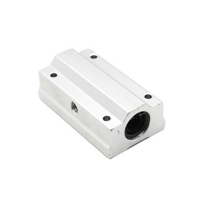 SCS16LUU SC16LUU Closed Linear Motion Bearing with Rubber Seals 16mm bore