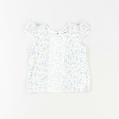 Blusa color Azul marca Neck & Neck 18 Meses