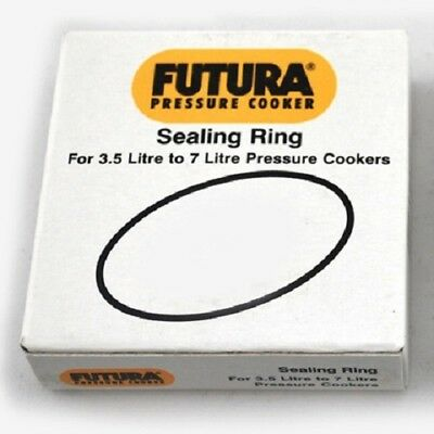Futura Pressure Cooker Sealing Ring for 3.5L to 7L Cooker - from India