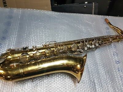 1963 BUESCHER S 40 TENOR SAX / SAXOPHONE - made in USA