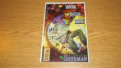 "Sandman Mystery Theatre Dc Comics 1993 Series: # 31 ""the Hourman Act Iii Of Iv"""