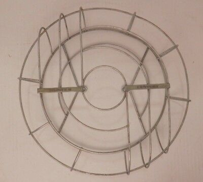 Vintage Hunter Century Fan Grill Cage Grate 12 inches Replacement