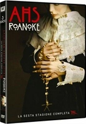 American Horror Story - Stagione 6 - Roanoke (3 DVD)- ITA ORIGINALE SIGILLATO -