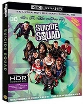 Suicide Squad - Extended Cut (4K Ultra HD + Blu-Ray Disc)