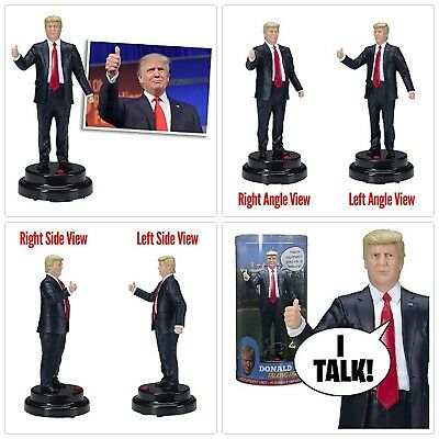 Donald Trump Talking Figure Says 17 Different Audio Lines In President Trump/'s