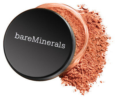 bareMinerals Blush/Blusher SUNKISSED 0.57g Peach Pink Loose Powder Travel Size