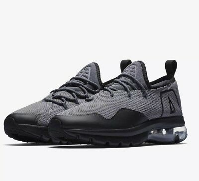 8559a963089 NEW Youth Nike Air Max Flair 50 GS Big Kids AH5219 003 Gray Black size 7Y